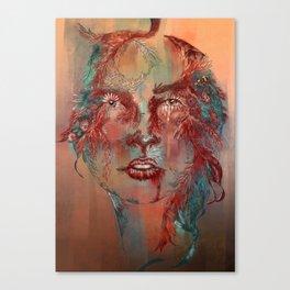 Posion Ivy Canvas Print