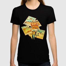 Wanderlust Photos T-shirt