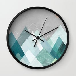 Graphic 107 X Wall Clock