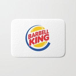 Barbell King Bath Mat