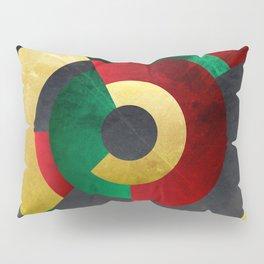 The Eye of Rasta Pillow Sham