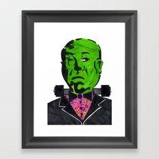 Hitchenstein Framed Art Print