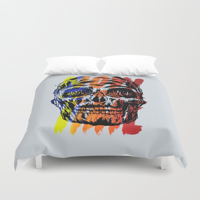 Now is our time Duvet Cover