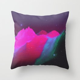 NOSTER Throw Pillow