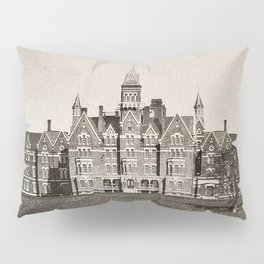 Danvers State Hospital (Danvers Lunatic Hospital), Kirkbride Pillow Sham