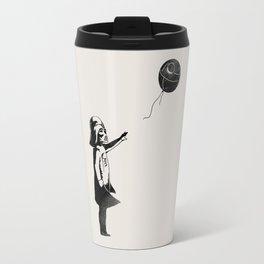 Let go the dark side Travel Mug