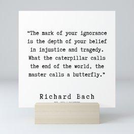 74 | Richard Bach Quotes | 190916 Mini Art Print