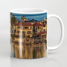 Newport Peninsula Sunrise Coffee Mug