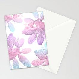 Unicorn Cacti Vibes #1 #pastel #pattern #decor #art #society6 Stationery Cards
