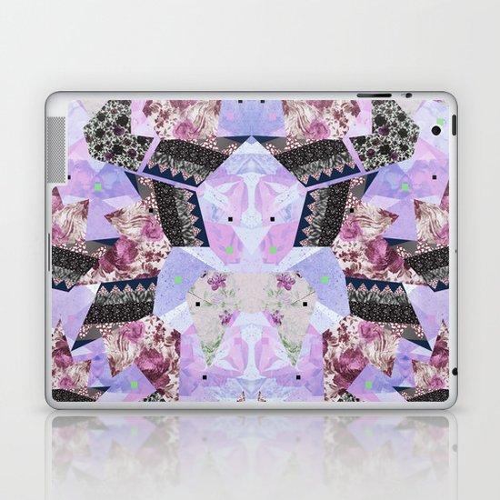 FLORAL HYPNOSIS  Laptop & iPad Skin