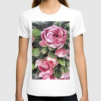 botanical T-shirts featuring Botanical Beauty by lillianhibiscus