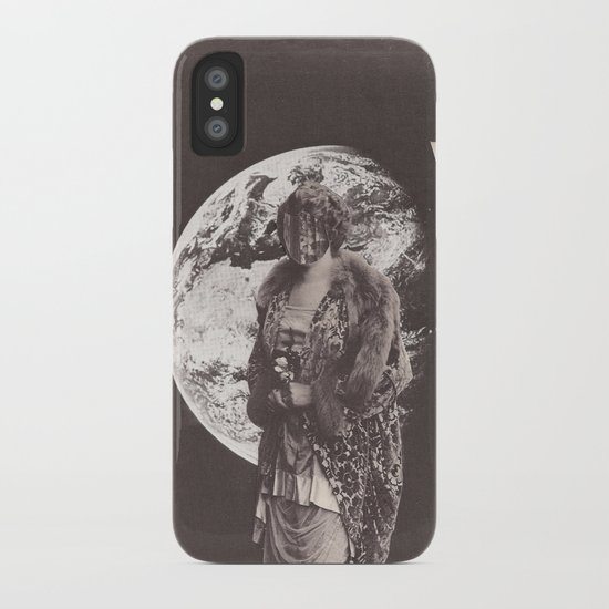 Visitor Queen (no. 2) iPhone Case