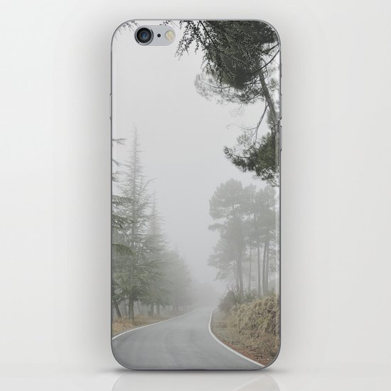 """""""Into the woods"""" Come in..... iPhone Skin"""