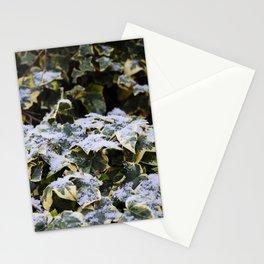 Neve em Londres - 4 Stationery Cards