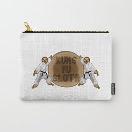 Kung Fu Sloth! Carry-All Pouch