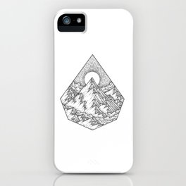 Higher Place iPhone Case