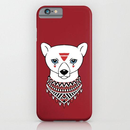 Tribal Bear iPhone & iPod Case