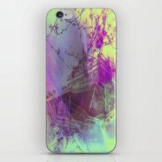dreamboat iPhone & iPod Skin