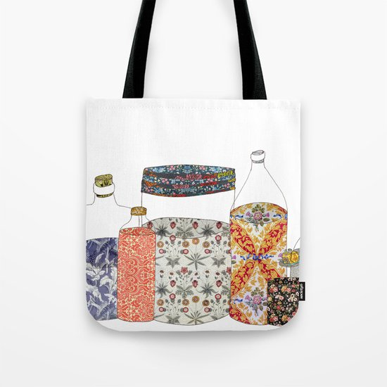 bottled happiness Tote Bag