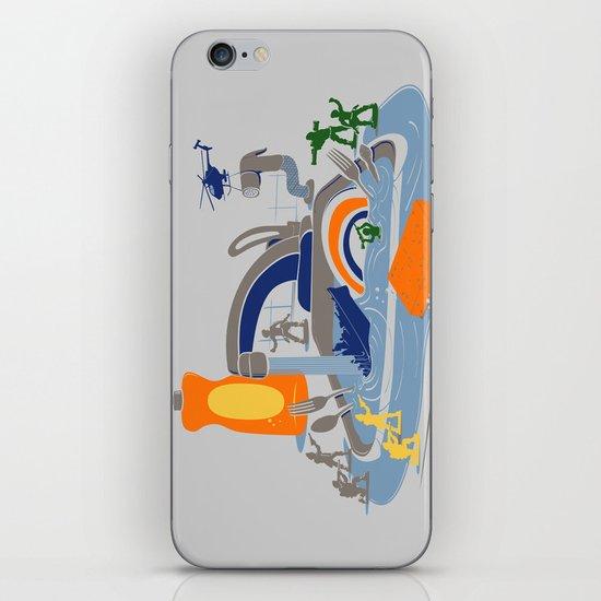 Sink Sank Sunk iPhone & iPod Skin