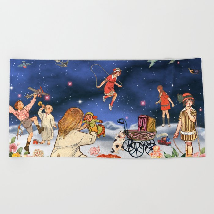 TOYLAND Beach Towel