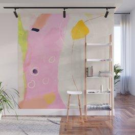 abstract minimal art Wall Mural