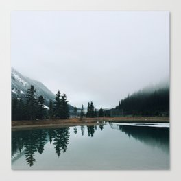 Wilderness Reflections  Canvas Print