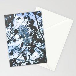 Five (Hazy Eyes) Stationery Cards