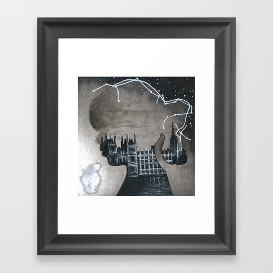 How To Lose the Memory of Maple Syrup Framed Art Print