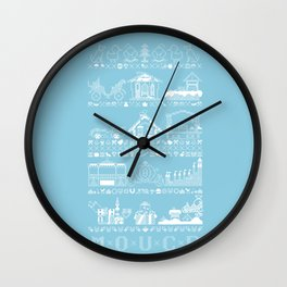 MOUCP Wall Clock
