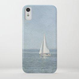 Sunday Sail  - Cape Cod iPhone Case