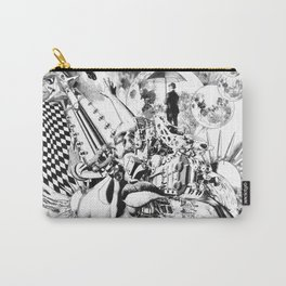 SINE IRA ET TIMOR Carry-All Pouch