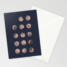 Douze Lunes Stationery Cards