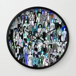 Tokyo Punks - Pop Zombies Wall Clock