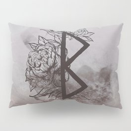 Growth Rune Pillow Sham