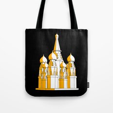 (Saint Basil's) Cathedral Tote Bag