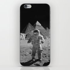 Conspiracies iPhone & iPod Skin
