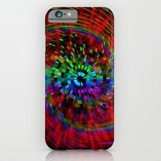 Rainbow Drain iPhone 6s Slim Case