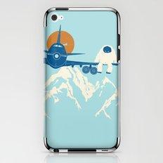 Hitchin' a Ride iPhone & iPod Skin