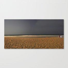 Fisher man Canvas Print