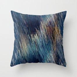 Below Zero Throw Pillow