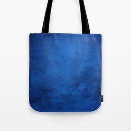 LowPoly Blue Tote Bag