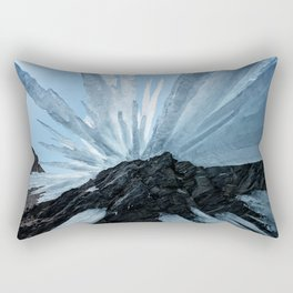 Sharp Cold Rectangular Pillow