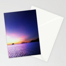 Whitsundays Sunset  Stationery Cards