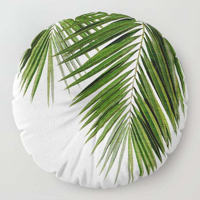 Palm Leaf II Floor Pillow