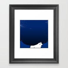 Silent Night Framed Art Print