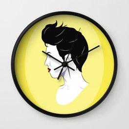 BianCamée Jonquille Wall Clock