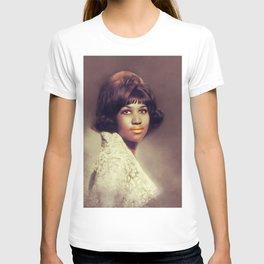 Aretha Franklin, Music Legend T-shirt