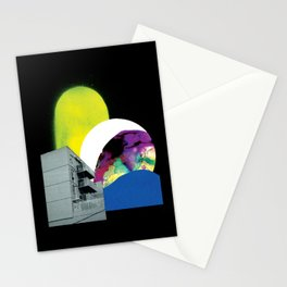 Low Moon Stationery Cards