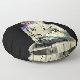 Sink or swim Floor Pillow